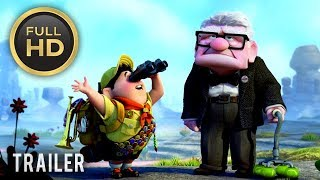 UP 2009  Full Movie Trailer in HD  1080p