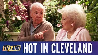 Tim Conway Guest Stars in Hot In Cleveland  TV Land