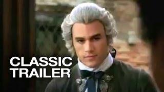 Casanova 2005 Official Trailer 1  Heath Ledger Movie HD