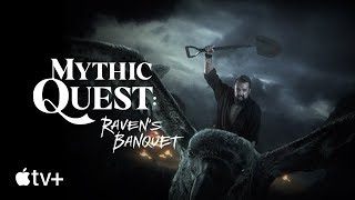 Mythic Quest Ravens Banquet  Builder of Worlds  Apple TV