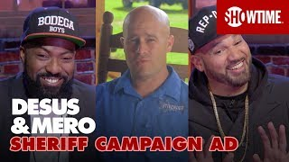 This Ad for South Carolina Sheriff Went There  DESUS  MERO  SHOWTIME