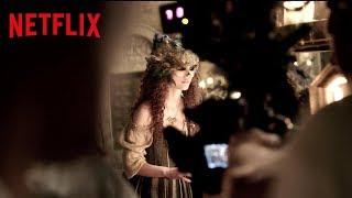 Luna Nera  Dietro le quinte  Netflix