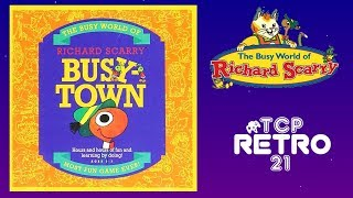 The Busy World Of Richard Scarry Busytown 1993 DOS Game