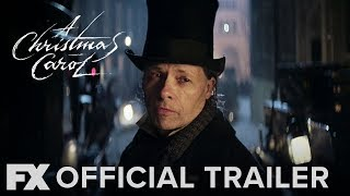 FXs A Christmas Carol  Official Trailer HD  FX