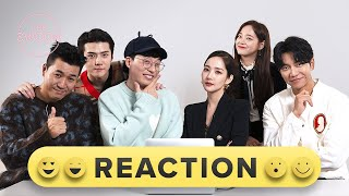 Cast of Busted reacts to Season 2 highlights ENG SUB