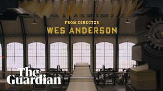 Trailer for Wes Andersons new film The French Dispatch released