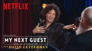 Howard Stern Talks Trump  My Next Guest Needs No Introduction with David Letterman  Netflix