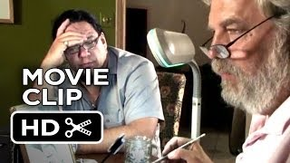 Tims Vermeer Movie CLIP  Tim Paints 2013  Documentary Movie HD