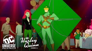 Harley Quinn  Kite Man Character Intro  DC Universe