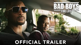 BAD BOYS FOR LIFE  Official Trailer  In Cinemas January 2020