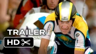 The Armstrong Lie Official Trailer 1 2013  Lance Armstrong Documentary HD