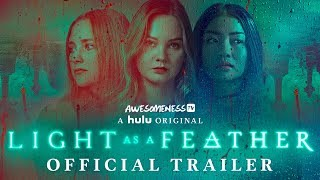 LIGHT AS A FEATHER Season 2 Trailer Official  Watch now on Hulu