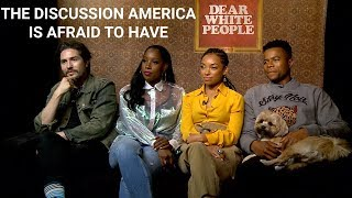 Dear White People Cast Responds to Backlash from Shows Title Season 2 Preview