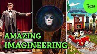 5 Favorite Imagineering Feats with Leslie Iwerks  The Imagineering Story
