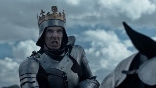 Richard III and Richmond rally their troops for battle  The Hollow Crown Episode 3  BBC Two