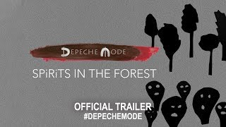 Depeche Mode SPIRITS in the Forest 2019  Official Trailer HD