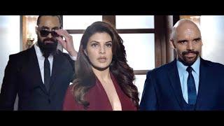 Drive movie  Bank Manager scene wJacqueline Fernandez Sushant Singh Rajput  Zachary Coffin