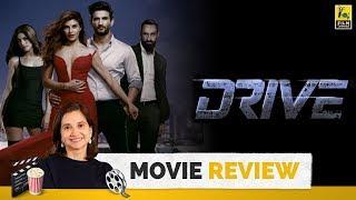 Drive  Bollywood Movie Review By Anupama Chopra  Netflix  Film Companion
