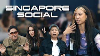 Singapore Social  Real Talk Episode 35 ft Mae Tan