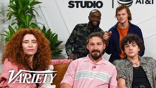 Shia LaBeouf on Playing His Own Dad in Honey Boy