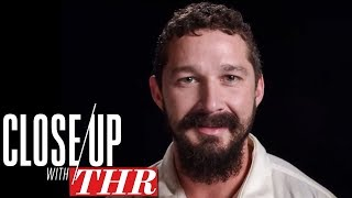 Why Shia LaBeouf Told His Father Mel Gibson Was Set to Portray Him in Honey Boy  Close Up