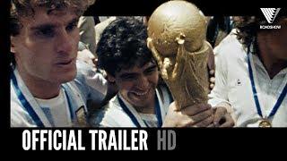 DIEGO MARADONA  Official Trailer  2019 HD