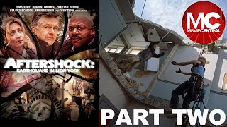 Aftershock Earthquake in New York I 1999 Action Disaster  PART 2