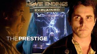 THE PRESTIGE  Movie Endings Explained  2006 Christopher Nolan Christian Bale Hugh Jackman