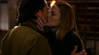 Virgin River  Season 1  Kiss Scene Martin Henderson and Alexandra Breckenridge