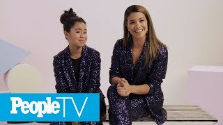 Gina Rodriguez  Tess Romero Open Up About Diary Of A Future President  Entertainment Weekly