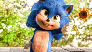 SONIC THE HEDGEHOG All Movie Clips  Trailer 2020