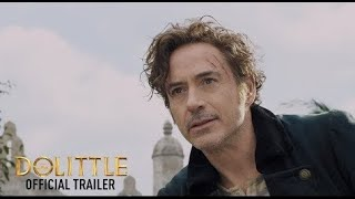 Dolittle  Official Trailer