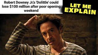 Dolittle Does Little 2020  Let Me Explain