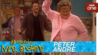 Peter Andre catches Mammy  All Round to Mrs Browns Episode 5  BBC One