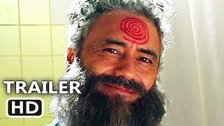 SEVEN STAGES TO ACHIEVE ETERNAL BLISS Trailer 2020 Taika Waititi Dan Harmon Comedy Movie