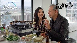 Korean BBQ  The World According to Jeff Goldblum  Disney  Now Streaming