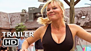 ON BECOMING A GOD IN CENTRAL FLORIDA Teaser Trailer 2019 Kirsten Dunst Series