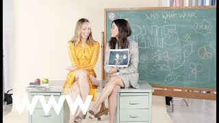 PEN15 Stars Maya Erskine and Anna Konkle Look Back on Their RealLife 2000s Fashion  Who What Wear