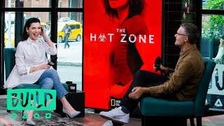 Julianna Margulies Discusses The Nat Geo Limited Series The Hot Zone