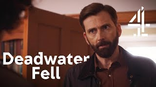 Jess Confronts Tom The FULL SCENE  David Tennant Drama  Deadwater Fell