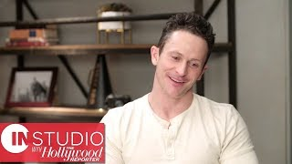 Westworld Star Jonathan Tucker On Working With Ed Harris  In Studio With THR