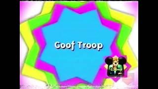 Disney Channel  Goof Troop  Bumpers  1999