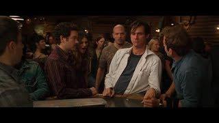 Yes Man 2008  Jim Carrey Drunk Fight Scene