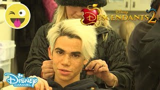 Descendants 2  Get Ready with Cameron Boyce  Official Disney Channel UK