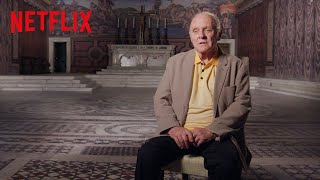 The Two Popes Anthony Hopkins as Pope Benedict  Netflix