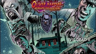 REUPLOAD   EVIL DEAD II Dead by Dawn 1987 Retrospective  Review