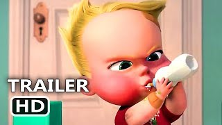 BOSS BABY Back in Business Mad Baby Clip  Trailer NEW 2018 Netflix Animation HD