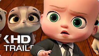 THE BOSS BABY Back in Business Trailer 2018 Netflix