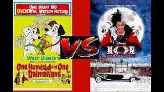 VS 101 Dalmatians  Official Trailer    1961 vs 1996