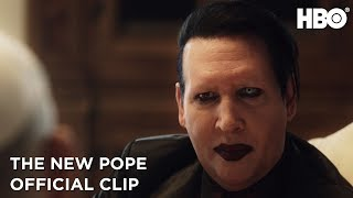 The New Pope Im The New Pope Season 1 Episode 4 clip  HBO